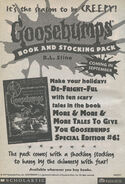 Book and Stocking Pack More Tales bookad from OS 59 1stpr 1997