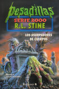 Attack of the Graveyard Ghouls - Spanish Cover