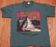 09 Little Camp of Horrors T-shirt front