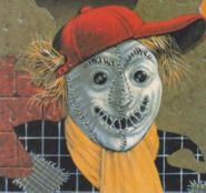 The Scarecrow - French Artwork