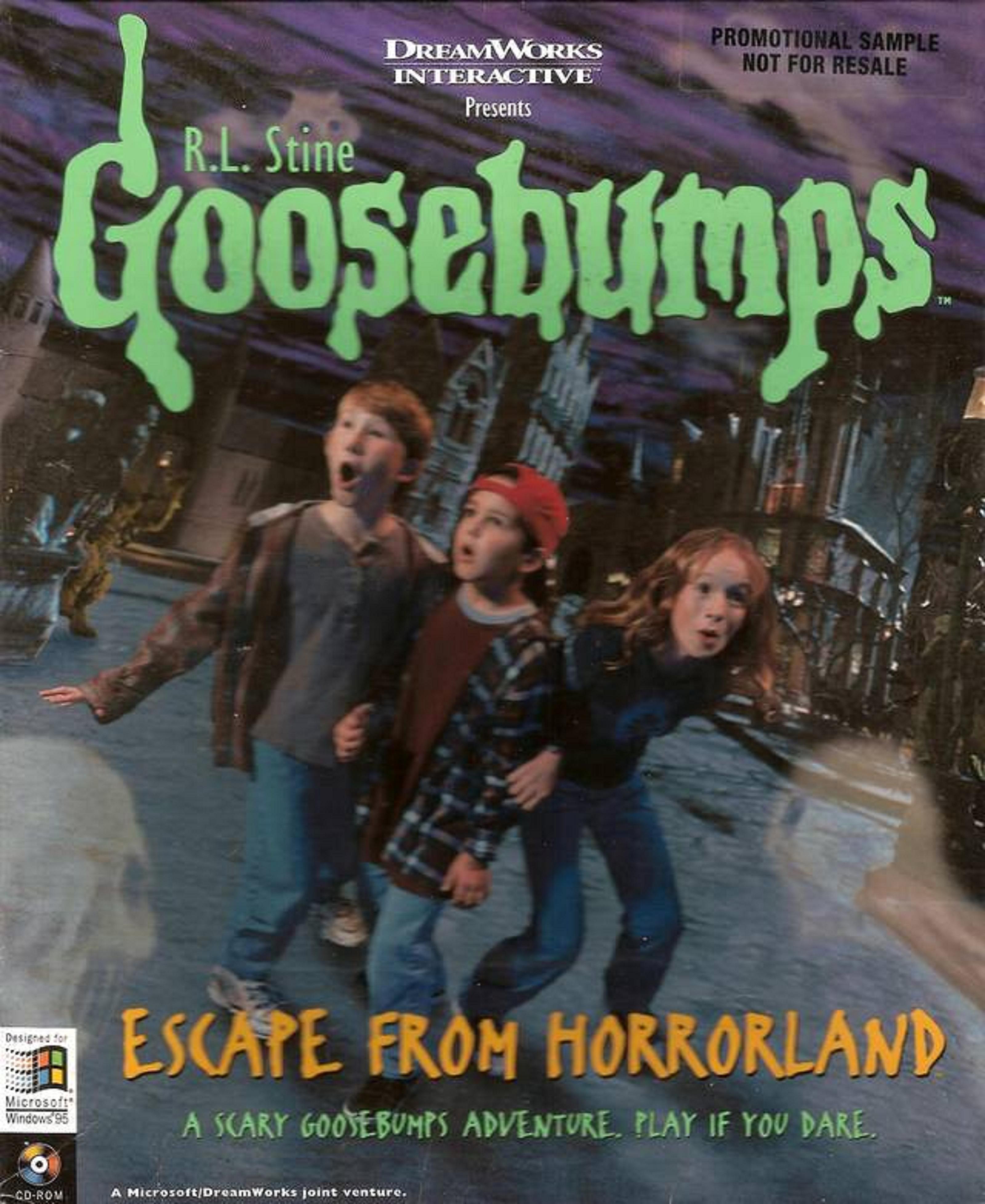 Goosebumps Escape From Horrorland.jpg