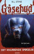 The Barking Ghost - Danish Cover - Det knurrende spøgelse