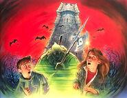 Goosebumps Tower of Terror