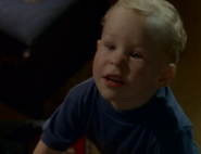 Michael Webster as a baby 2