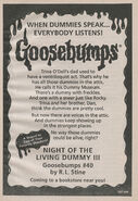 OS 40 Night of the Living Dummy III bookad from OS39