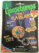 Spider Pocket Flashlight in pkg