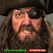 Goosebumps-Pirate