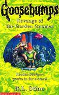 34 Revenge Garden Gnomes UK cover
