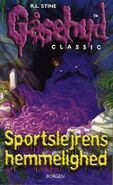 The Horror at Camp Jellyjam - Danish Cover Classic - Sportslejrens hemmelighed