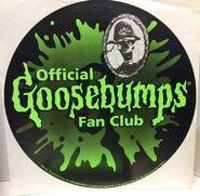 1997 Fan Club Giant sticker