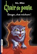 Chair de Poule 45 Danger, Chat Méchant (Version 4)