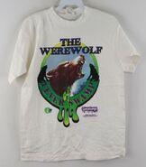 Werewolf Fever swamp circle drip T-shirt