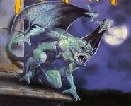 Historias de Pesadillas - Gargoyle