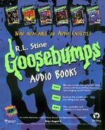 6 GB Audiobooks trade print ad BB-1996-08-03