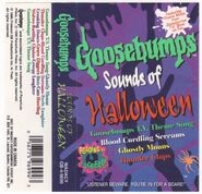 Sounds of Halloween cassette tape J-card front