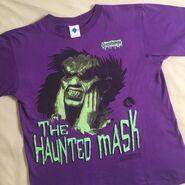 HauntedMaskTVShowShirt