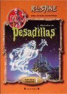 Tales to Give You Goosebumps - Spanish Cover - Historias de Pesadillas 1