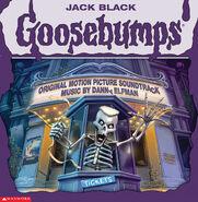 Goosebumps album cover art