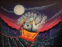 Return to the Carnival of Horrors - Full Art