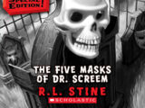 The Five Masks of Dr. Screem