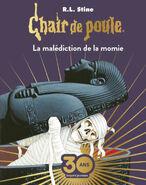 Chair de Poule 01 La Malédiction de la Momie (Édition Collector)