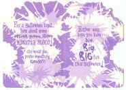 Cuddles greeting card inside