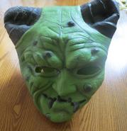 Horror-mask
