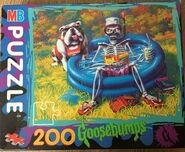 3 Even More Tales 200 piece puzzle box front 1996 France