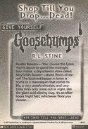 GYG 25 Shop Til You Drop Dead bookad from GYG24 1997