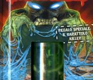 Monster Blood (Italian Artwork)