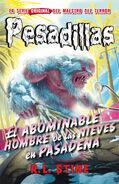 Theabominablesnowmanofpasadena-classicgoosebumps-spanish