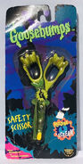 02 Stay Out Basement Safety Scissor in pkg
