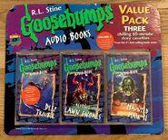 GB Audio Books Value Pack 3 Cassettes Trouble Gnomes HMII front
