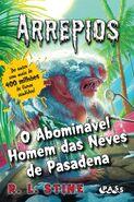 Classic Goosebumps - The Abominable Snowman of Pasadena (Portuguese)