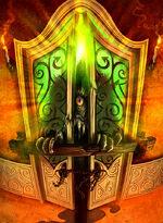 Escape From Shudder Mansion - artwork