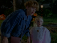 Young Mother & Scolded Child - Haunted Mask II (TV Episode)