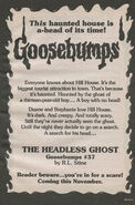 OS 37 The Headless Ghost bookad from OS36
