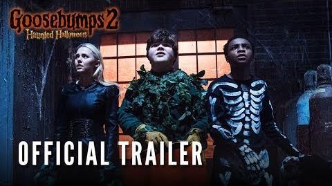 GOOSEBUMPS 2 HAUNTED HALLOWEEN - Official Trailer (HD)