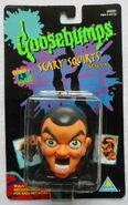 Slappy Scary Squirt in pkg front