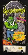 The Horror 1998 Fruit Flavour Jellies box front