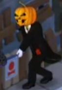 Pumpkin king spawn