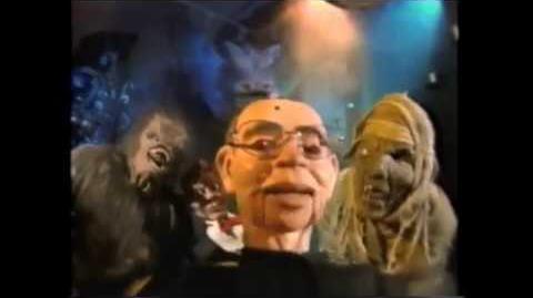 Slappy's Monster Madness - Fox Kids 1997