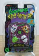 Haunted Headstone Game Tiger in pkg front