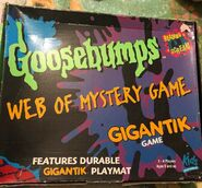 GB Web of Mystery Game box front Kids Intl