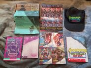Fan Club 2000 all items together