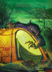 Welcome to Camp Nightmare (Classic Goosebumps) - artwork
