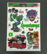 Goosebumps-stickers