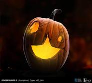 Goosebumps 2 dopey pumpkin