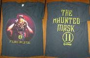 11 Haunted Mask Looks Could Kill T-shirt f+b