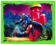 25 Attack Mutant 1996 Merlin 57 sticker